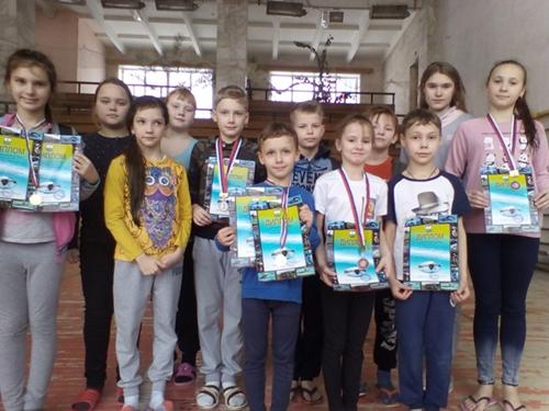 турнира по плаванию на призы Медведева О.Г