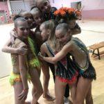 Первенство города Кстово по художественной гимнастике