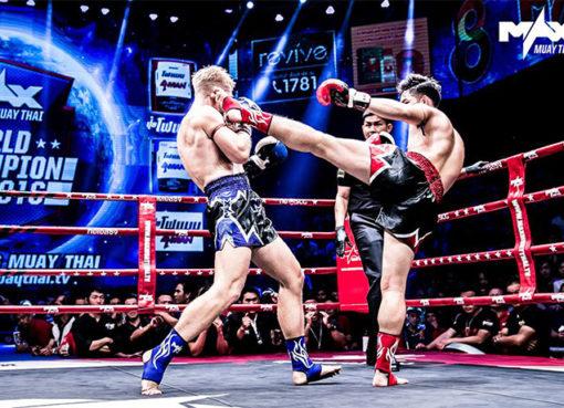 Тайский Бокс Или Муай Тай
